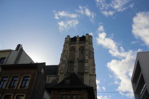 171021-34 Kerktoren Sint-Jacobskerk Noordzijde