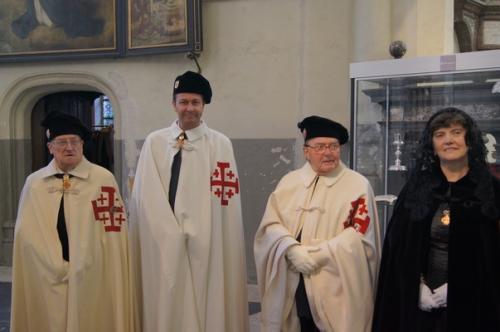 Ridders van het H. Graf