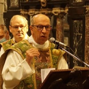 11 verwelkomingswoord priester Pierre François