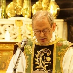 13 openingsritus priester Kurt Priem